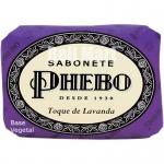 Phebo Sabonete Toque de Lavanda 90g - Roxo