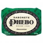 Phebo Sabonete Amazonian 90g - Verde