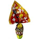 Choco Show Ovo Páscoa 1/2 Branco 1/2 Preto 120g