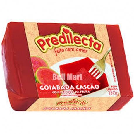 Predilecta Goiabada Cascão 350g