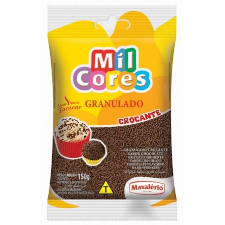 Mavalerio Mil Cores Chocolate Granulado 150g