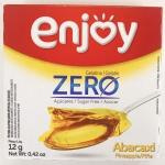 Enjoy Gelatina Abacaxi Zero Açucar 12g