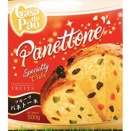 Casa do Pão Panettone de Frutas 500g