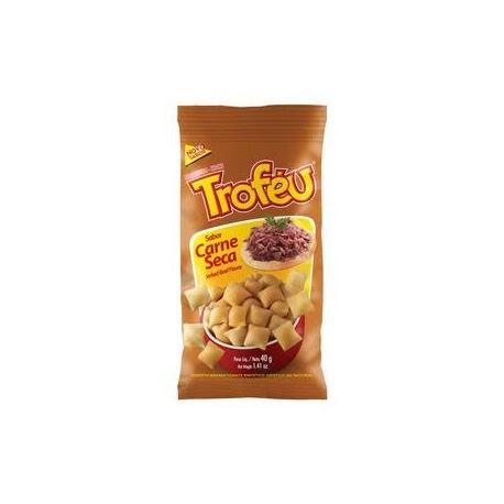 Troféu Salgadinho Carne Seca 40g