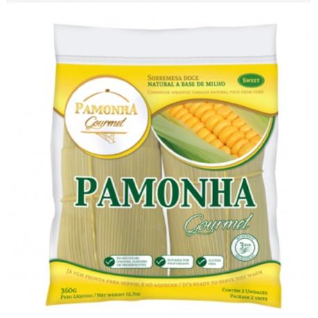 Pamonha Gourmet 2 un 360g