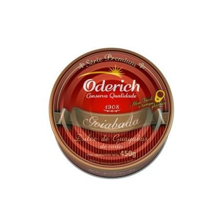 Oderich Goiabada Premium 450g