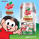 Turma da Monica Guaraná 350ml