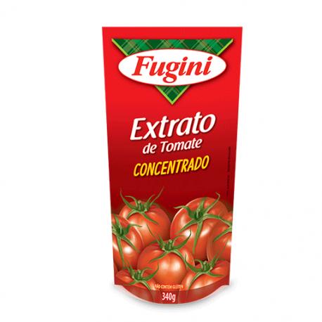 Fugini Extrato de Tomate Tradicional 340g