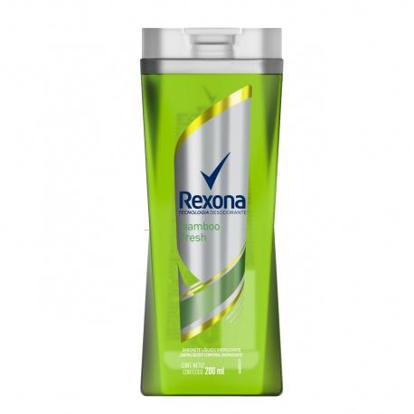 Rexona Sabonete Líquido Bamboo 200 ml