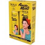 Skala Kit Shampoo + Condicionador Amido de Milho 325 ml