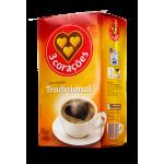 3 Corações Café Tradicional 500g