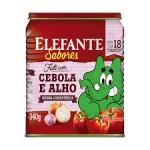 Extrato de Tomate Elefante Cebola e Alho 340g