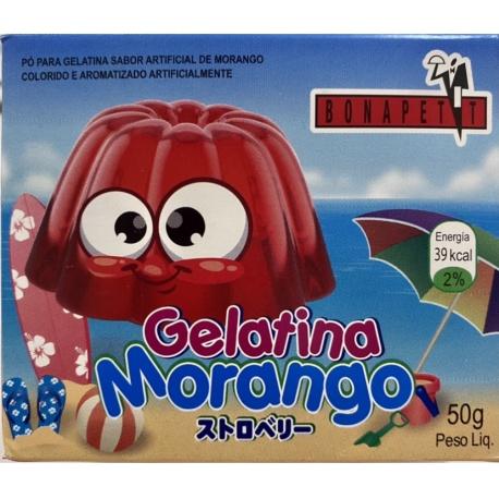 Bonapetit Gelatina Morango 50g