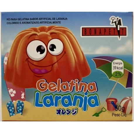 Bonapetit Gelatina Laranja 50g