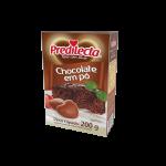Predilecta Chocolate em Pó 200g
