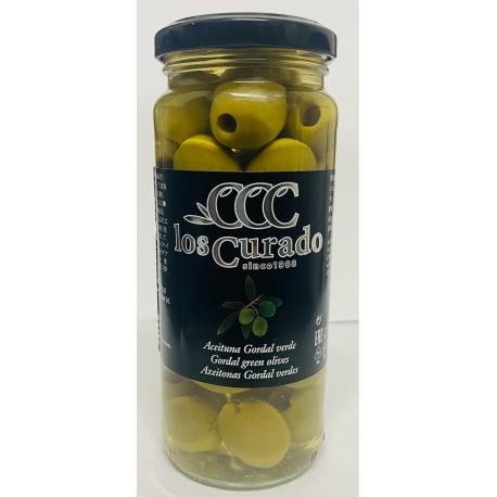 Los Curado Azeitona Verde Gordal sem Caroço 170g