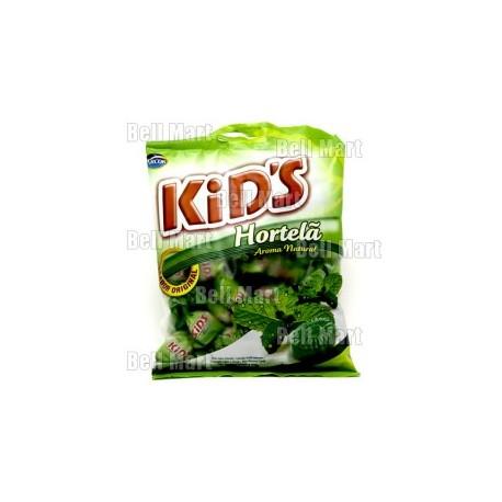 Kids Bala Sabor Hortelã
