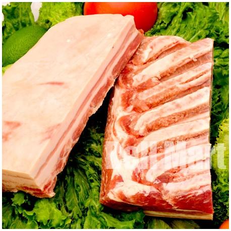 Costela de Porco sem Osso com Pele