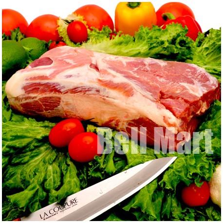 Lombo de Porco Bloco - 1kg