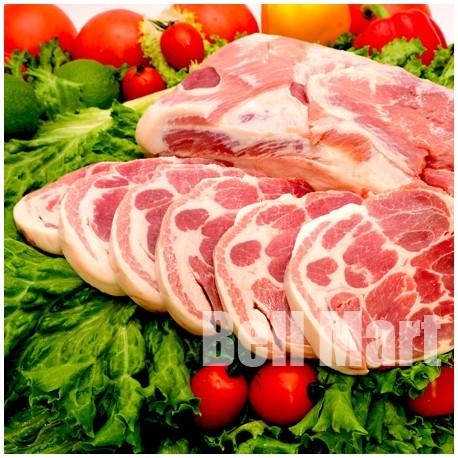 Lombo de Porco Bife - 1kg