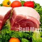 Pernil de Porco Bloco 1kg