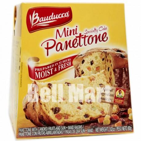 Mini Panettone Bauducco - 80g
