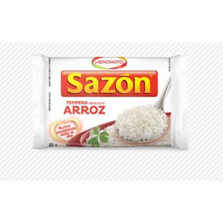 Tempero para Arroz Sazon - 60g