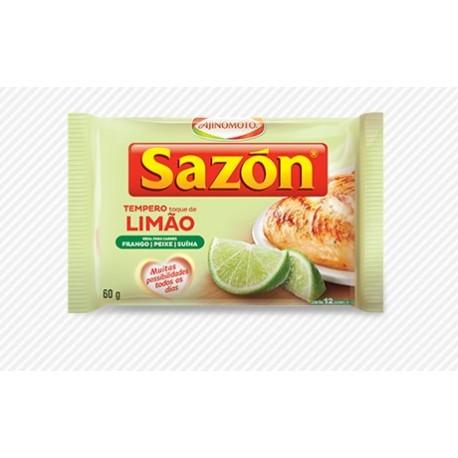 Tempero Toque de Limão Sazon - 60g