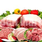 Pernil de Porco Moído 1kg