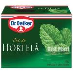 Dr. Oetker – Chá de Hortelã 15 unidades X 15g