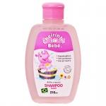 Cheirinho de Bebê Shampoo Rosa 330ml