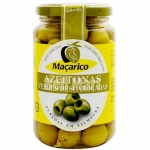 Maçarico Azeitonas Verdes Sem Caroço 345g