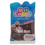 Mil Cores Confeitos Crocante 80g