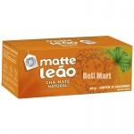 Matte Leão Chá Mate Natural 40g contém 25 saquinhos