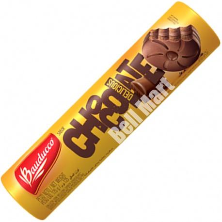 Bauducco Biscoito Recheado sabor Chocolate 125g