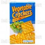 Vegetable Crakers 150gr
