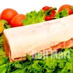 Bisteca de Porco sem Osso Bloco - 1kg