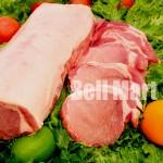Bisteca de Porco Sem Osso Bife - 1kg