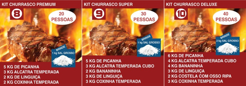 churrasco é com o bellmart