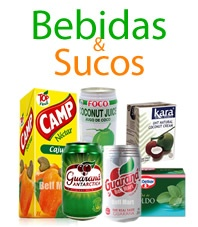 Bebidas e Sucos